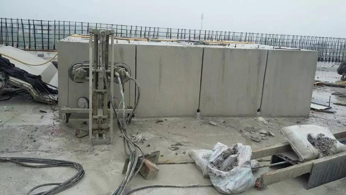 郑州混凝土切割公司|混凝土拆除价格
