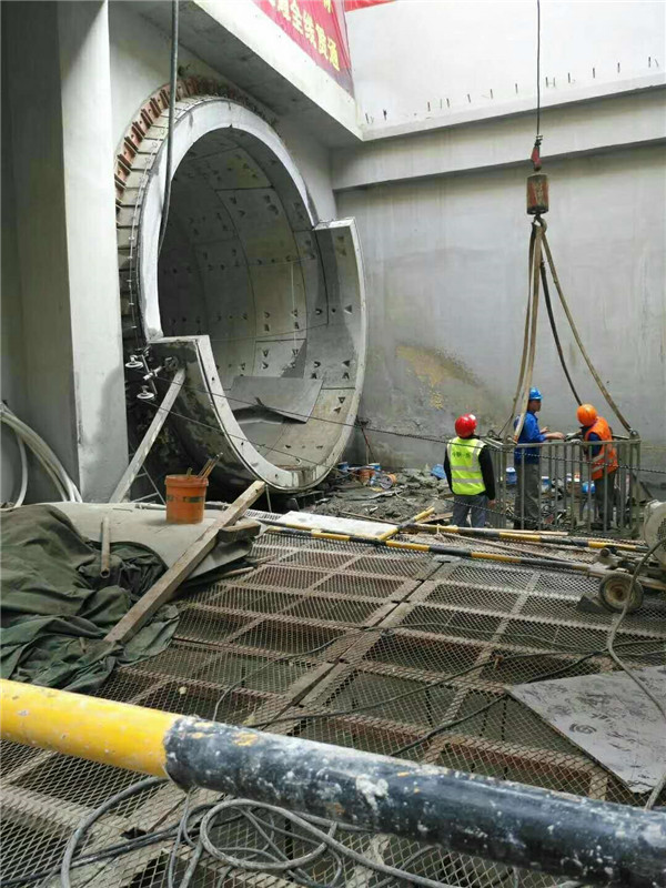 郑州柱子切割拆除、承重墙切割拆除训练有素