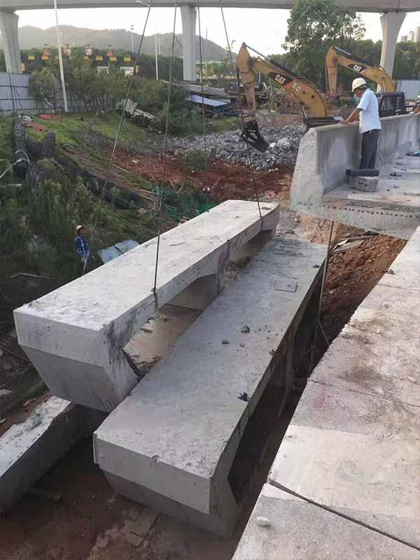 郑州桥梁切割|桥墩切割|静力绳锯升级版